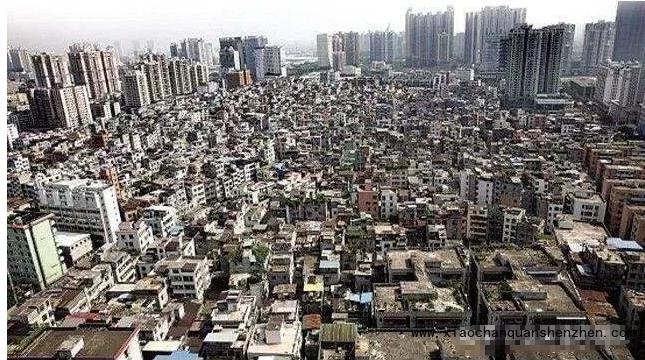 我为什么敢买深圳小产权房?